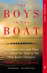 Image result for image of boys in the boat book cover