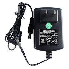 Amazon.com: <b>AC 100-240V to DC</b> 12V 2A Power Supply Adapter ...