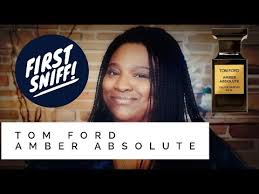 <b>TOM FORD</b> | <b>AMBER ABSOLUTE</b> FIRST SNIFF! - YouTube