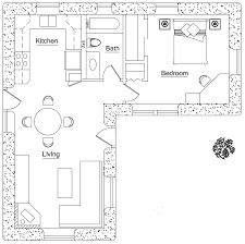 L Shape   Earthbag House PlansL Shape  click to enlarge