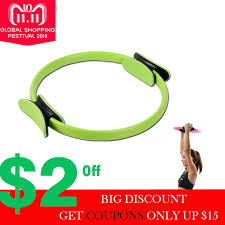 ITSTYLE Pilate <b>Ring</b> Magic Back Training Slimming Fitness ...