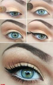eye makeup via