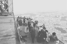 The <b>Eiffel</b> tower's inauguration and first visitors - <b>Eiffel</b> Tower ...