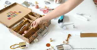 <b>Kids</b> Craft Kits by <b>Kid</b> Made <b>Modern</b> (a guide and review)
