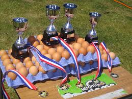 Image result for world egg throwing championships