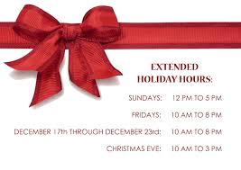 holiday shop signage gift certificate design nicole c larue holiday hours for social media and shop signage