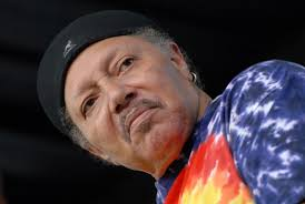 Photo of Aaron Neville & his  Brother  Art Neville