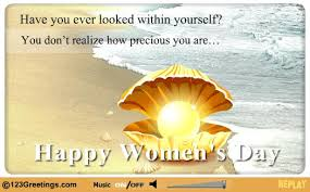 An Inspiring Quote For Women's Day! Free Inspirational Wishes ... via Relatably.com