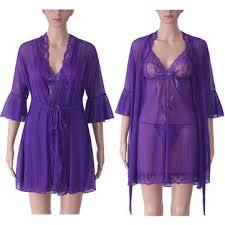 three-piece women sexy <b>transparent</b> mesh slip dress <b>pure color</b> ...