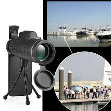 Online Shop <b>40X60 BAK4 Monocular</b> Telescope HD Mini <b>Monocular</b> ...
