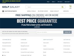 Golf Galaxy | Gift Card Balance Check | Balance Enquiry, Links ...
