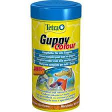 <b>Корм Tetra Guppy</b> Colour для рыб, для гуппи, хлопья, 100 мл ...