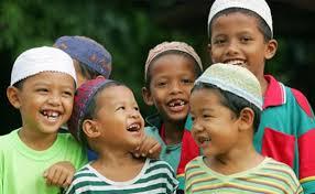 anak-anak muslim