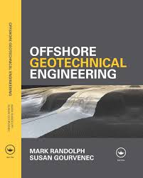publications centre for offshore foundation systems the offshore geotechnical engineering book cover