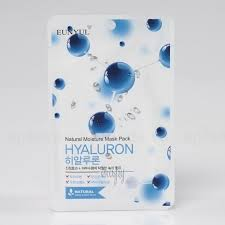EUNYUL <b>Маска тканевая с</b> гиалуроновой кислотой 22мл N 1 ...