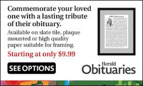Obituaries | The Chronicle Herald