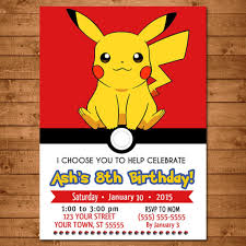 pokemon birthday invitations regarding diamond ring enhancers pokemon birthday party invitations printable birthday card ideas throughout pokemon birthday invitations pokemon birthday invitations regarding
