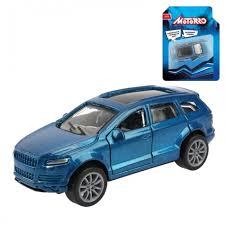 <b>Машинка металлическая</b> Джип открываются двери 1:55 <b>Motorro</b> ...