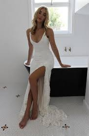 Plus Figure Beachy Wedding Gowns, <b>Beach Large Size</b> Bridals ...