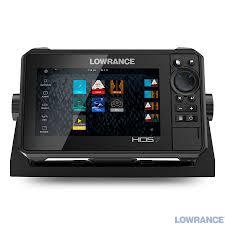 <b>Эхолот</b> / <b>картплоттер Lowrance HDS</b>-<b>7 Live</b>   Официальный ...