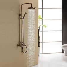 <b>Antique Brass</b>, <b>Shower Faucets</b>, Search LightInTheBox