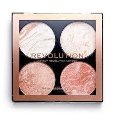 <b>Палетка хайлайтеров Makeup Revolution</b> Cheek Kit | Отзывы ...