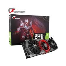 <b>Colorful iGame GeForce RTX</b> 2080 Ti Graphic Card Advanced OC ...