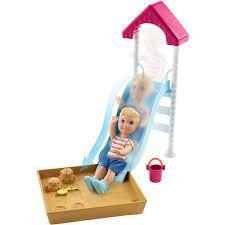 Купить <b>игровой набор Mattel</b> Barbie Игра с малышом FXG94 ...