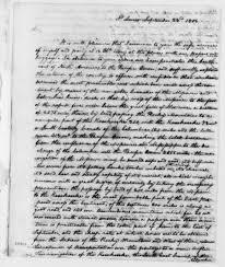 meriwether lewis to thomas jefferson library meriwether lewis to thomas jefferson 23 1806 library of congress