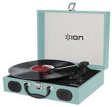<b>Виниловый проигрыватель Ion Vinyl</b> Transport — купить по ...