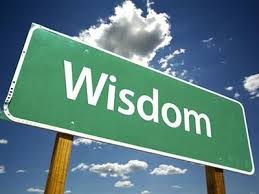 "Image result for caricature of people with ""wisdom."""