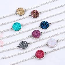 DoreenBeads Resin Drusy /Drusy Elegant <b>Women</b> Bracelets ...