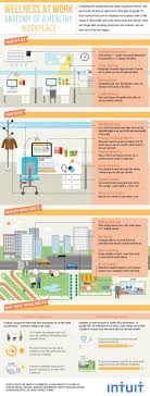 best ideas about workplace wellness work stress anatomy of a healthy workplace infographic