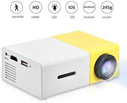 Fosa <b>Mini</b> Projector Portable 1080P <b>LED</b> Projector <b>Home</b> Cinema ...
