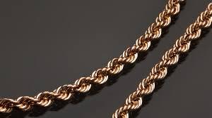 Как делают <b>золотые</b> цепочки. Производство цепочек из <b>золота</b> ...