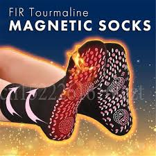 <b>Tourmaline Self Heating Magnetic Socks</b> Self Heating Socks ...