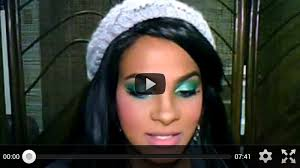 get eye shadow tutorials app and find out how to make your eyes stand out