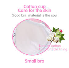 <b>DeRuiLaDy</b> Soft Bralette Cotton Lining Bras for Women Thin ...