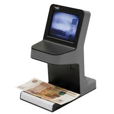 <b>Детектор банкнот</b> просмотровый <b>Cassida UNOplus</b> Laser ...