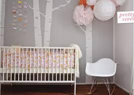 modern baby girl nursery ideas with beautiful wall painting baby nursery girl nursery ideas modern