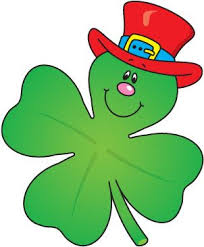 Image result for four leaf clover clip art free