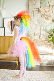 <b>Rainbow Unicorn Costume</b>
