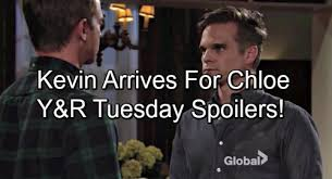 The Young and the Restless Spoilers: Tuesday, June 13 - Kevin ...