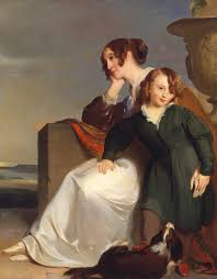 mother and son thomas sully work of art heilbrunn mother and son