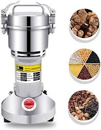 CGOLDENWALL 300g Electric Grain Mill Spice Herb ... - Amazon.com