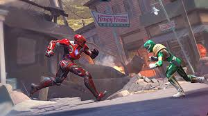 Image result for Power rangers: Legacy wars v1.0.1 Apk + Data