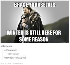 Image - 711153] | Imminent Ned / Brace Yourselves, Winter is ... via Relatably.com