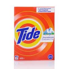"""<b>Стиральный порошок</b> Tide """"Альпийская свежесть"""", <b>автомат</b>, <b>450</b> г ..."""