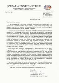 letter of recommendation for teacher colleague recommendation letter