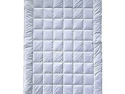 White Billerbeck E21 King Uno <b>135 x 200 cm Bedding</b> Collections